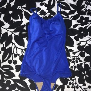 Other - Royal Blue One piece Bathing suit